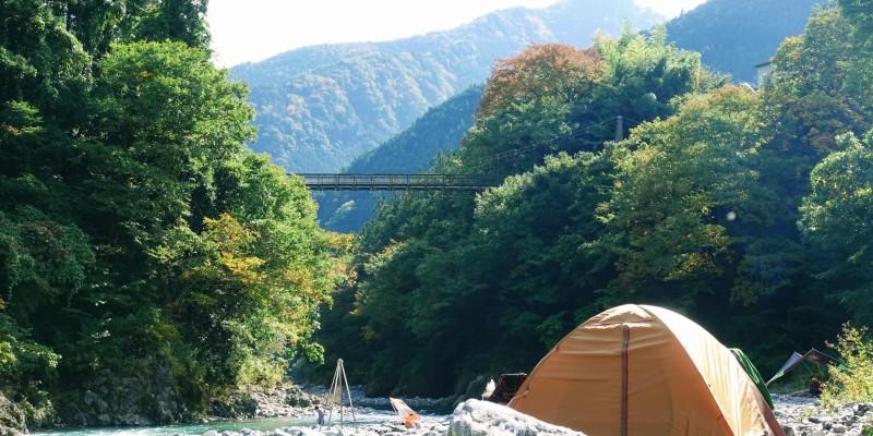 氷川キャンプ場 デイキャンプ