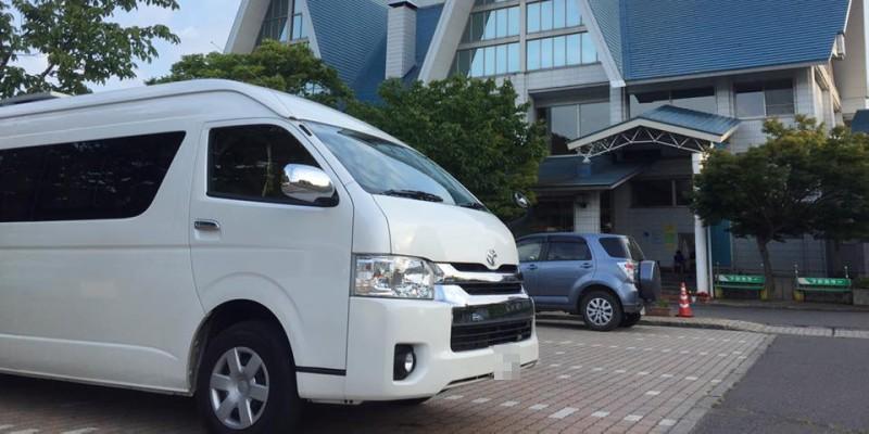 バンコンフォックスDiレンタルで福島旅 IC