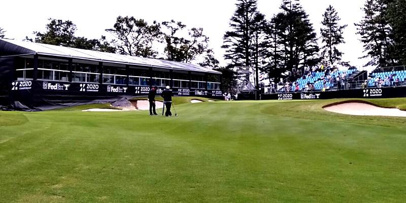 ゴルフ観戦と寄り道三昧旅 2019ZOZOチャンピオンシップ