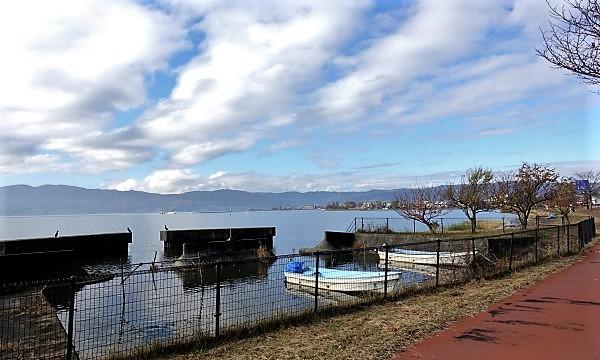 関東甲信の秋旅 諏訪湖