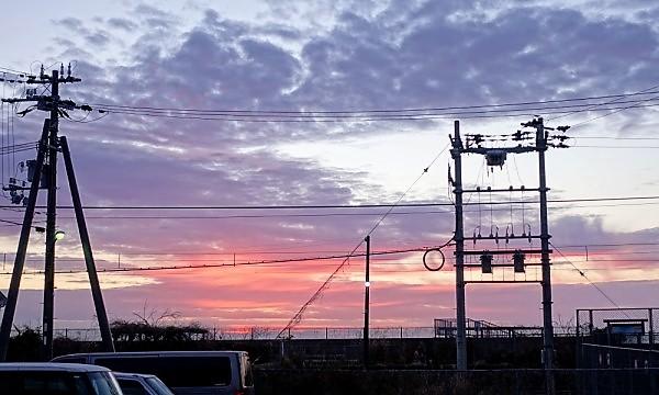 三重和歌山の早春旅 道の駅なちの朝