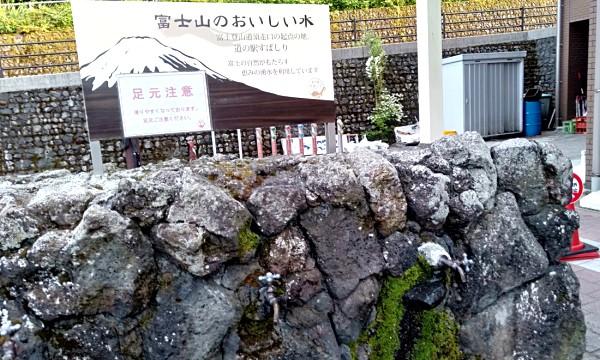 予定は密!?富士伊豆の旅 道の駅すばしり