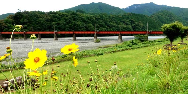 川根本町・茶と鉄と水の旅