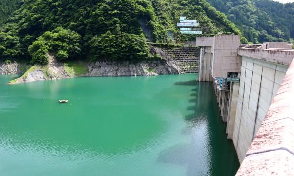川根本町・茶と鉄と水の旅 長島ダム1