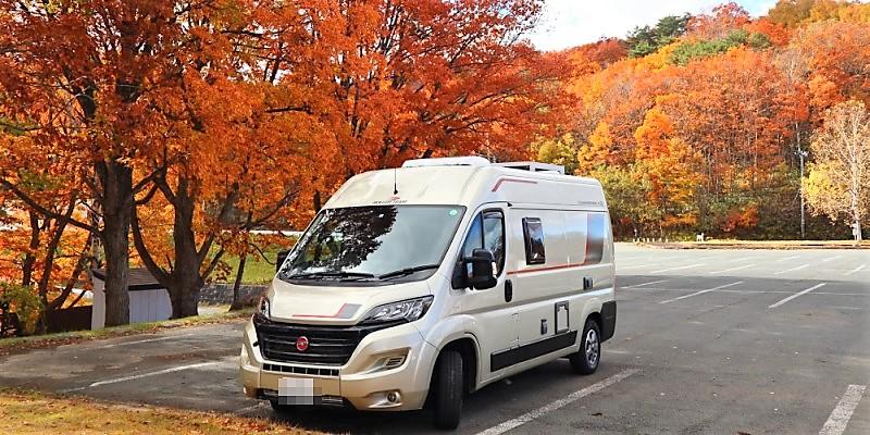 北海道東北旅2020 秋の岩手路とキャンピングカーK2