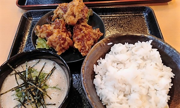 K2で日本をめぐる旅2021 道の駅掛川 自然薯とろろご飯