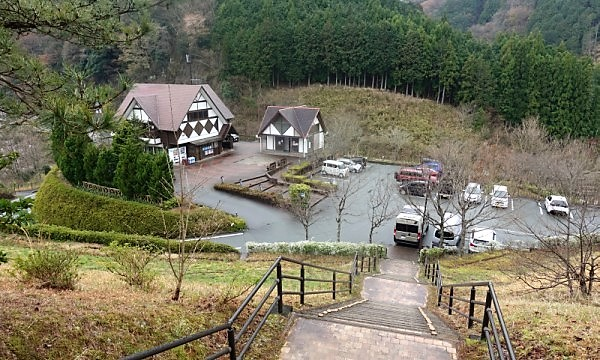 2021近畿~山陰大横断の春旅 道の駅茶倉駅