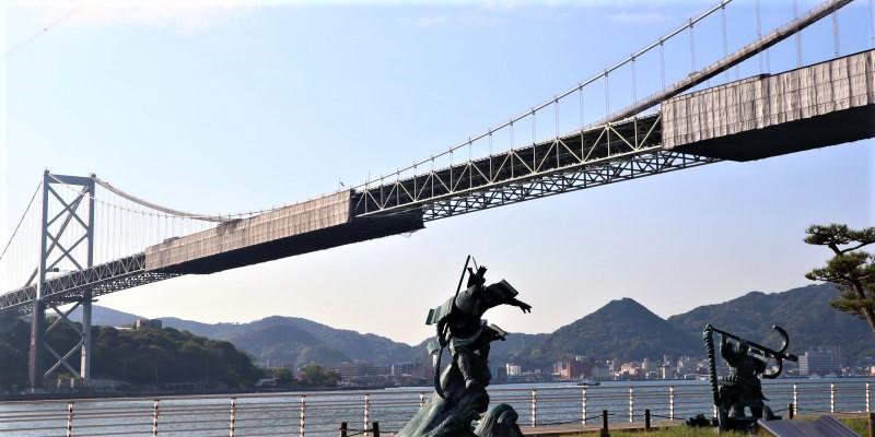 2021近畿~山陰大横断の春旅 壇ノ浦古戦場
