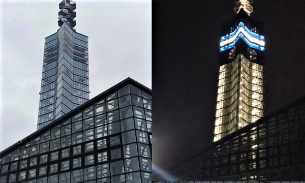 2021みちのく夏紀行 道の駅あきた港のセリオンタワー